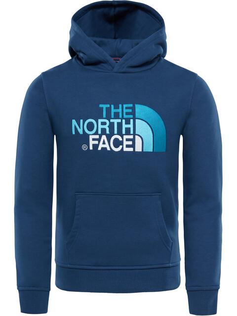 The North Face Drew Peak - Couche intermédiaire Enfant - bleu